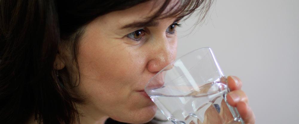 AQwaVit water Vitaliser smaakproef