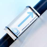 AQwaVit inductie eenheid met stroomrichting water