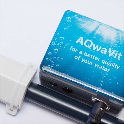 The AAQwaVit® Water Vitaliser also raises the energetic field and the vitality in your home.